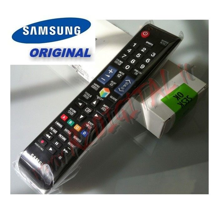 TELECOMANDO SAMSUNG BN5901198Q SMART TV BN59-01198Q ORIGINALE